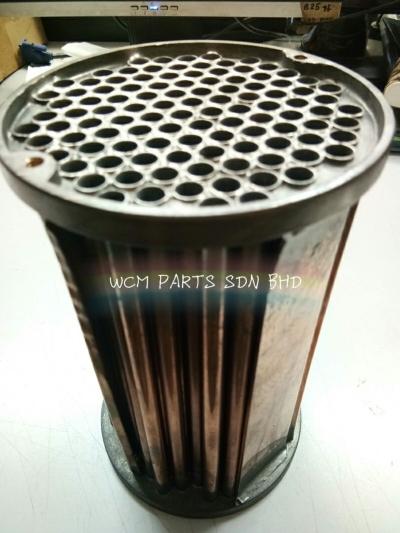 Komatsu A6 Engine Oil Cooler
