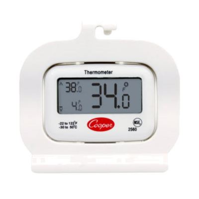 Cooper Atkins 2560 - Digital Refrigerator / Freezer Thermometer [Delivery: 3-5 days]