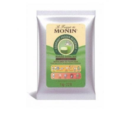 MONIN MATCHA GREEN TEA FRAPPE BASE POWDER 1.0KG