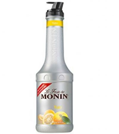 MONIN YUZU PUREE 1L