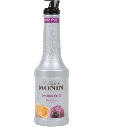 MONIN PASSIONFRUIT PUREE 1L
