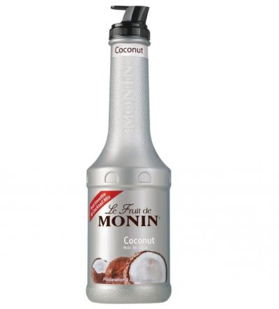 MONIN COCONUT PUREE 1L