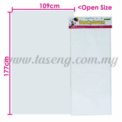 Table Cover White (P-TC-W)