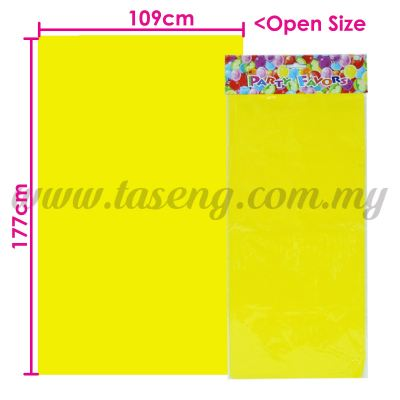 Table Cover Yellow (P-TC-Y)