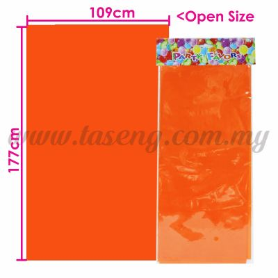 Table Cover Orange (P-TC-OR)