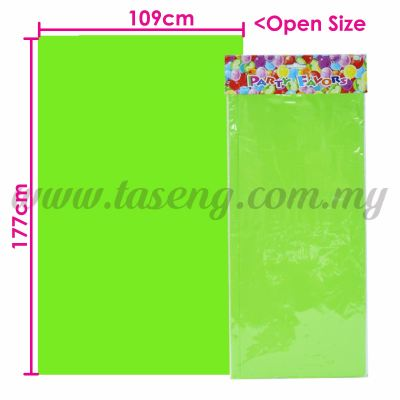 Table Cover Lime Green (P-TC-LG)