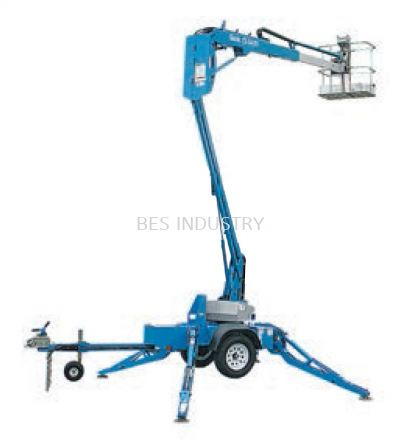 Spider Lift Rental TZ™-34/20
