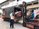 12.07.2017 Loading bundle to customer's lorry  Others