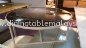 Coffe Table Round Marble Coffee Table
