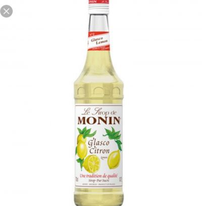 GLASCO LEMON MONIN SYRUP 0.7ML