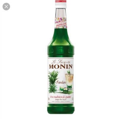 PANDAN MONIN SYRUP 0.7ML