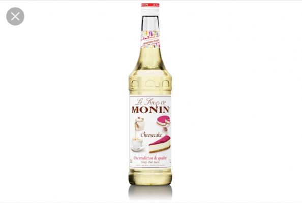 CHEESECAKE MONIN SYRUP 0.7L