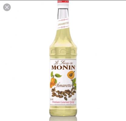 AMARETTO MONIN SYRUP 0.7L