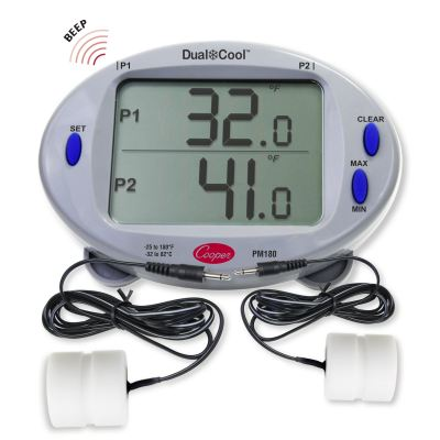 Cooper Atkins PM180-03-032 | Dual Cool Panel Thermometer -Kit 4