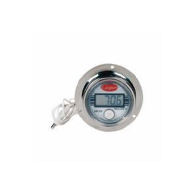 Cooper Atkins DM120S | Back Flange Back Connect Digital Panel Mount Thermometer