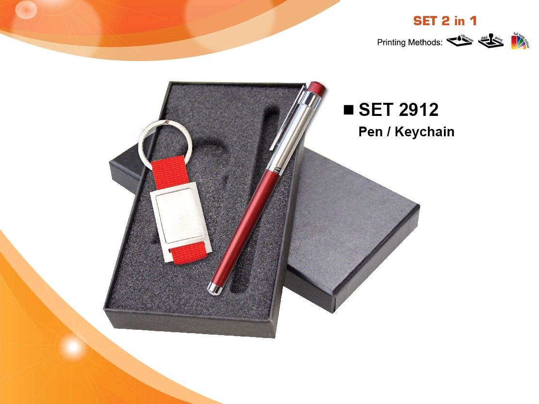 Stationery OEM SET 2 in 1 (SET 2912)