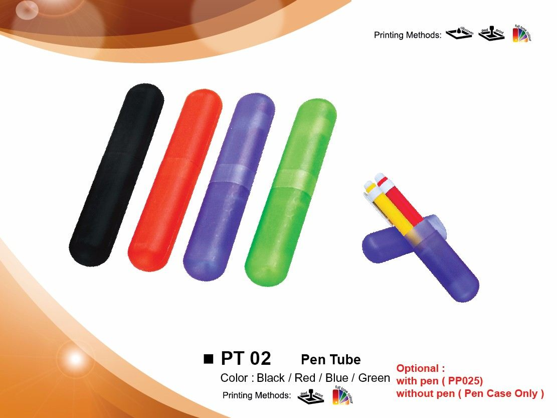 Pen Case PT 02- Pen Tube