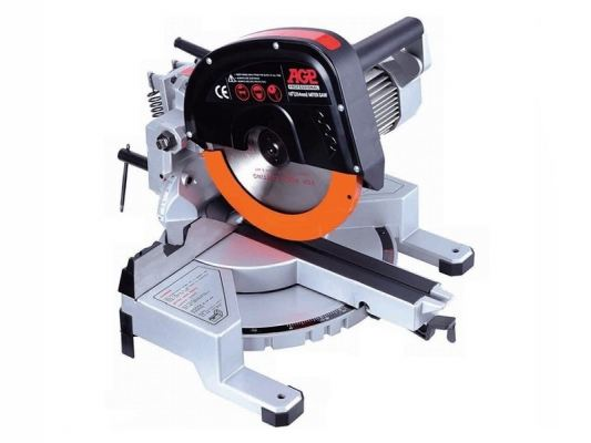 GP255 COMPOUND MITER SAW