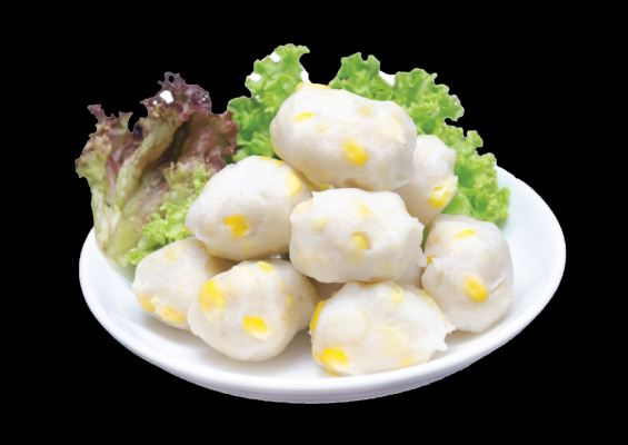 Flavored Fish Ball (Corn) ��������