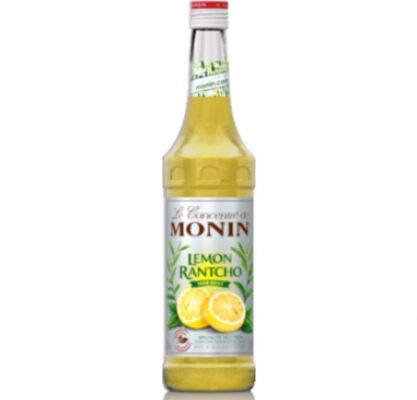 LEMON RANTCHO MONIN SYRUP 0.7L