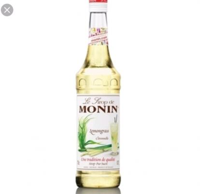 LEMONGRASS MONIN SYRUP 0.7L