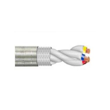 TEFLON - FIBER GLASS - FIBER GLASS - SS BRAIDING 400°C