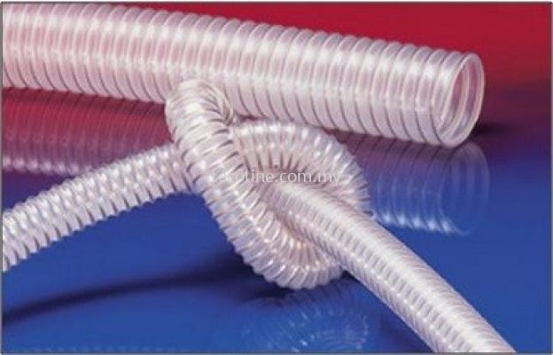 PU Duct Hose (With Copper Wire)