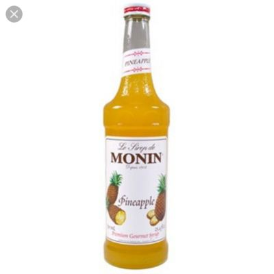 PINEAPPLE MONIN SYRUP 0.7L