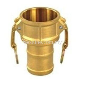 PART C-Female Coupler with Hose Shank