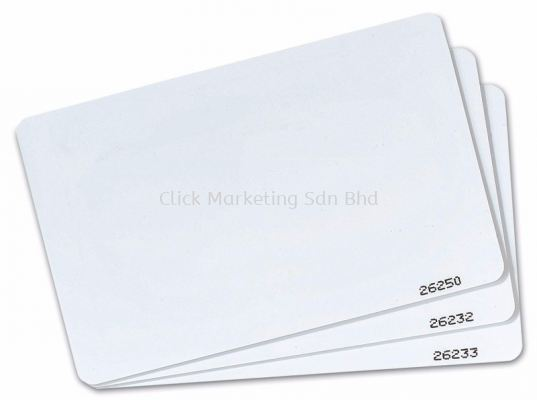 Proximity Card Access (Thin / Thick)