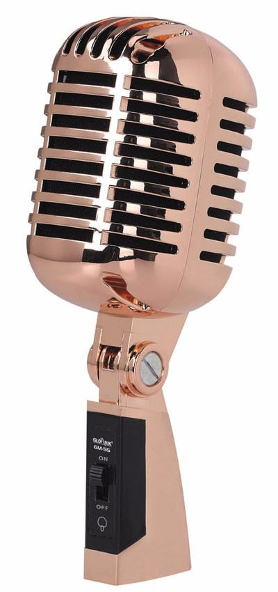 GLOARIK Retro Microphone series (GM-55)