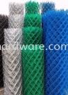 PVC Chain-link Fence  PVC Chain-link Fence  Chain-Link Fence