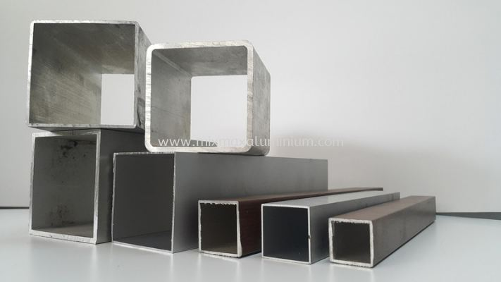 Aluminium Square Hollow