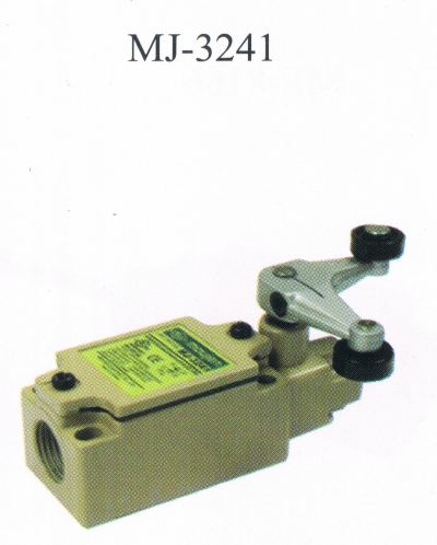 MOUJEN MJ-3241(MJ-3341) Precision Oil-Thight Limit Switch