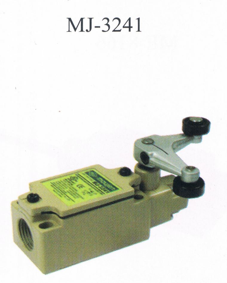 MOUJEN MJ-3241(MJ-3341) Precision Oil-Thight Limit Switch MOUJEN TAIWAN LIMIT SWITCH  Limit Control Switch