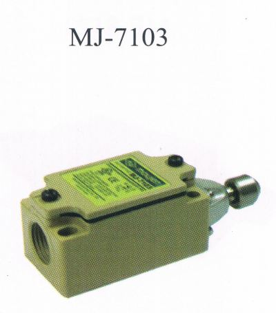 MOUJEN MJ-7103(MJ-7303) Precision Oil-Thight Limit Switch