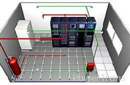 Clean Agent Fire Protection System Design and Built