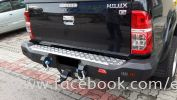 MCC ROCKER REAR BAR REAR BUMPER FOR 4X4 HILUX MCC REAR BUMPER