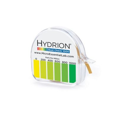 Hydrion QC-1001 (per piece) [Delivery: 1-3 working days]