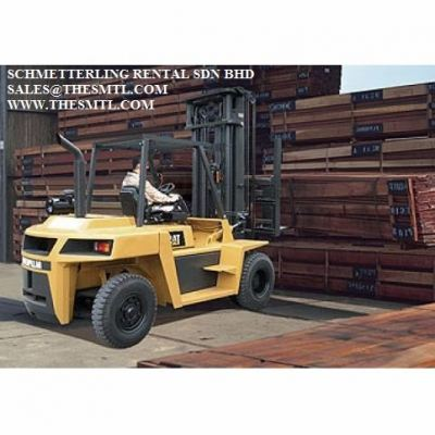 DP60N 6 Ton Caterpillar Forklift