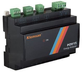 POWYS 3-Phase Energy Analyzer Klemsan Power Meters