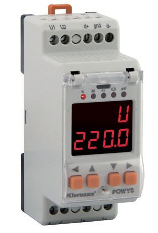 POWYS 1-Phase Energy Analyzer Klemsan Power Meters