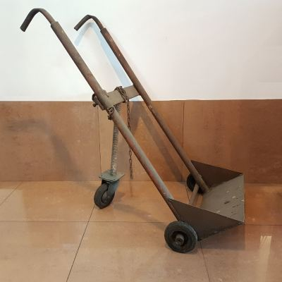 Used Heavy Duty Hand Trolley