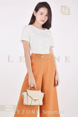 36063 LACE BLOUSE【1st 30% 2nd RM50 OFF】