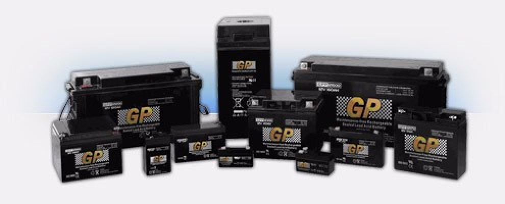 GP 6V SLA Batteries