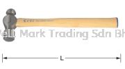 Ball Pein Hammer-Wood Handle Striking Tools Professional Hardware Tools