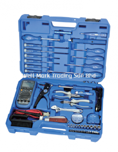27Pcs Electronic Tool Set - H01011