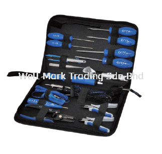 19Pcs Electronic Tool Set
