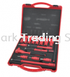 16Pc 10MM Dr VDE Insulated Socket Set Electronic Tool Professional Hardware Tools