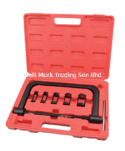 Screw Type Clamp Set